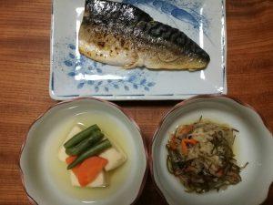 和風総菜の味はピカイチ